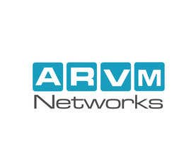 #11 para Logo Design for ARVM Networks por Don67