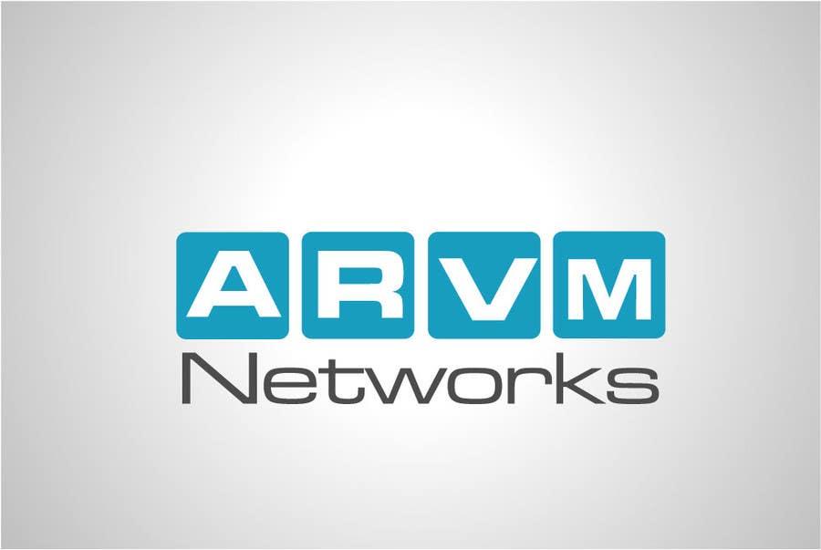 Inscrição nº                                         12                                      do Concurso para                                         Logo Design for ARVM Networks