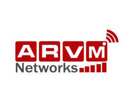 #51 para Logo Design for ARVM Networks por Don67