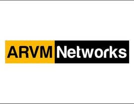 #42 para Logo Design for ARVM Networks por designart65
