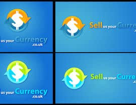 #28 para Logo Design for currency website por maxindia099