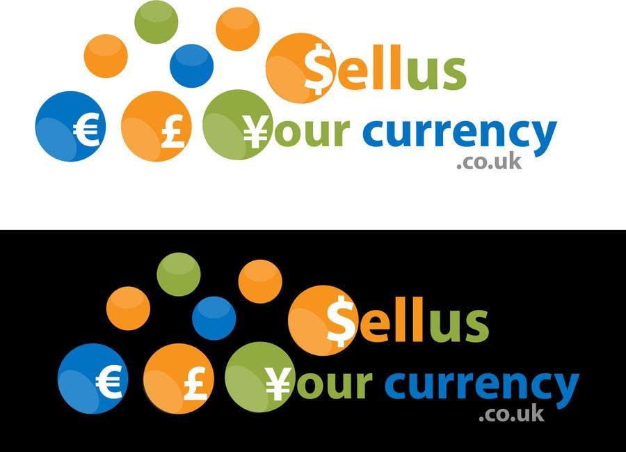 Kilpailutyö #                                        100                                      kilpailussa                                         Logo Design for currency website
