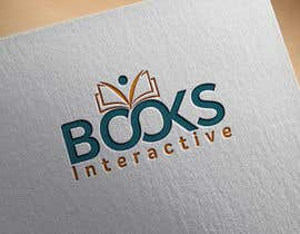 #224 for Books Interactive - Logo Contest by JahidMunsi