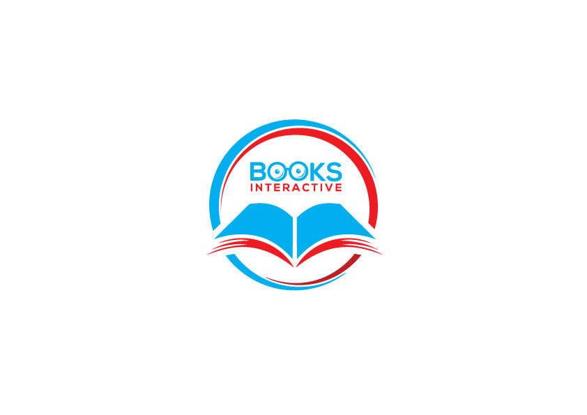 Contest Entry #                                        128                                      for                                         Books Interactive - Logo Contest