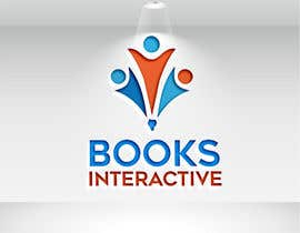 #340 for Books Interactive - Logo Contest by moinulislambd201