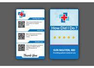 Graphic Design Zgłoszenie na Konkurs #192 do konkursu o nazwie Business card designer