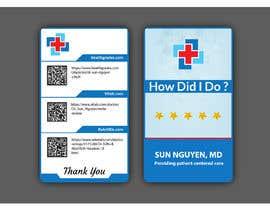 #192 dla Business card designer przez DesignerTanvirR