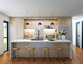 nº 3 pour Floor plan and kitchen render par rezonbd