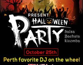 nº 67 pour design a poster for HALLOWEEN Party par ajmal32150