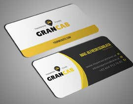 #17 for Business card for taxi drivers Barcelona - tours and transfers af MFKDesign