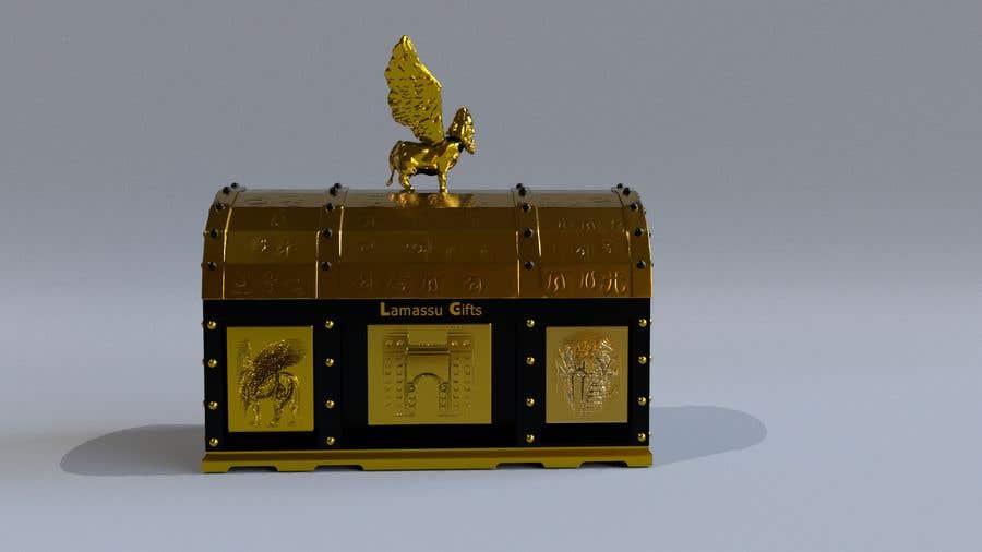 Penyertaan Peraduan #43 untuk New gift box design + products (3d design needed)