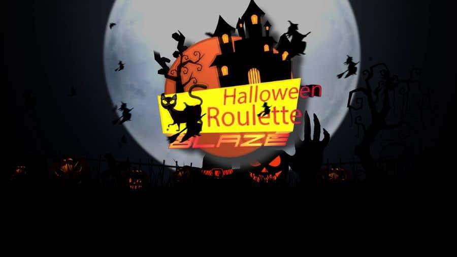 Kilpailutyö #31 kilpailussa Animation of Halloween Roulette logo
