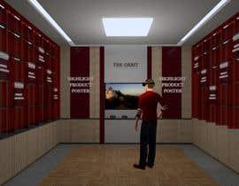 Nro 12 kilpailuun Showroom design käyttäjältä Kiranalf