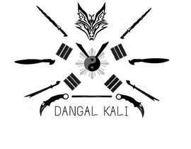 #2 untuk Martial Arts Logo (Outline Style) oleh Aftabk710