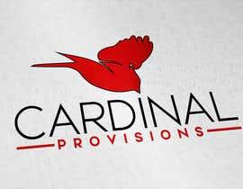 #14 untuk Build me a logo for my general retail business! Cardinal, red. oleh logoque
