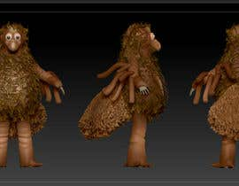 Nro 17 kilpailuun Character Design - 4 Characters For Animation käyttäjältä kvinke