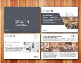Nro 10 kilpailuun Design template for whitepapers käyttäjältä azahermia