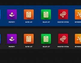 #36 cho Icons needed for a real estate website back end admin panel bởi maiinuddiin