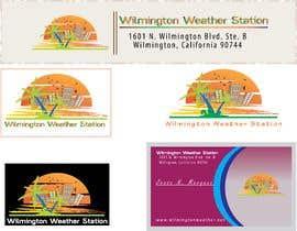 #100 for Community Weather Station Logo Design by stevendomingo7