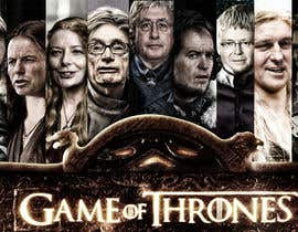 #180 for Photoshop Aussie Politicians into Game of Thrones Mashup af safii92