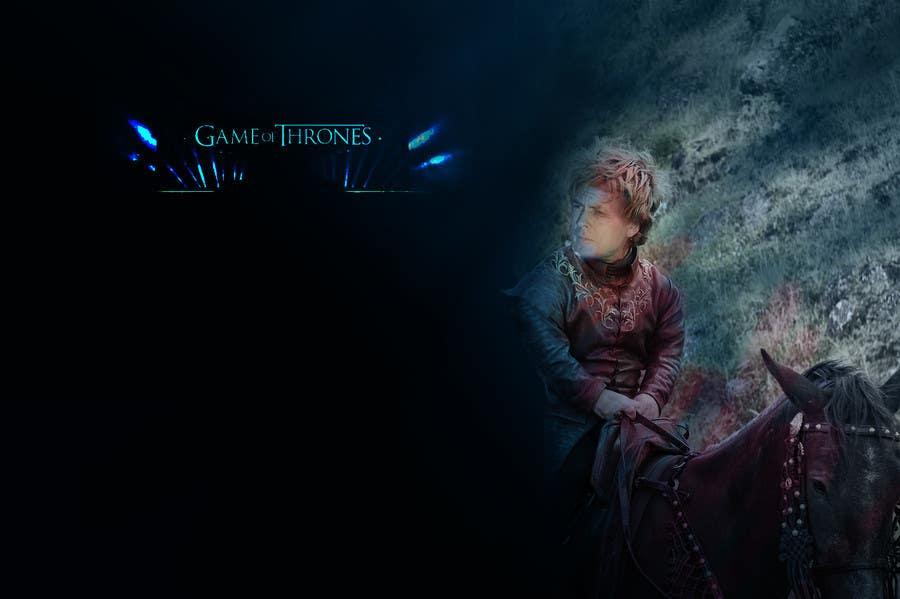 Penyertaan Peraduan #127 untuk Photoshop Aussie Politicians into Game of Thrones Mashup