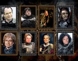 #61 for Photoshop Aussie Politicians into Game of Thrones Mashup af theDesignerz