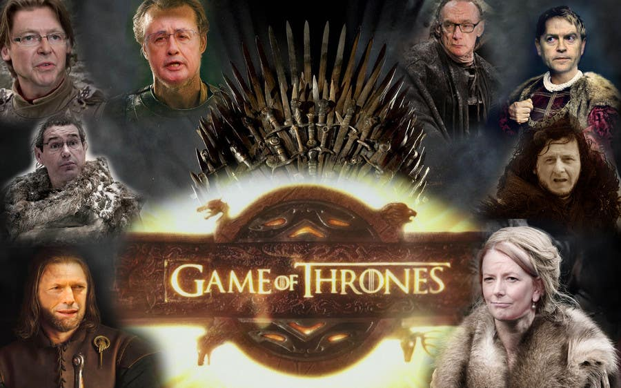 #78 for Photoshop Aussie Politicians into Game of Thrones Mashup by salunkeswagat