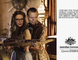 #86 untuk Photoshop Aussie Politicians into Game of Thrones Mashup oleh ZuBisou89