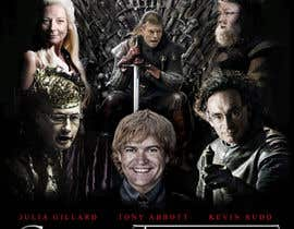 nº 117 pour Photoshop Aussie Politicians into Game of Thrones Mashup par AlBender