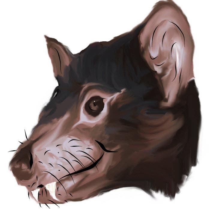 Kilpailutyö #35 kilpailussa Illustration Design for Tasmanian Devil (Chocolate Mold)