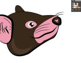 #3 para Illustration Design for Tasmanian Devil (Chocolate Mold) por Dokins