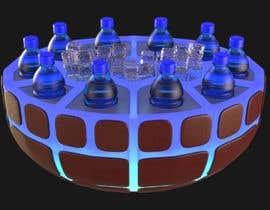 Nro 33 kilpailuun Design a new plastic ice bucket käyttäjältä Engahmedabdou111