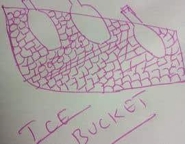 Nro 35 kilpailuun Design a new plastic ice bucket käyttäjältä sachidanandamr