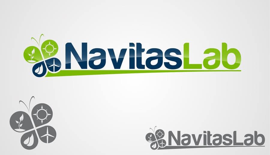 Penyertaan Peraduan #81 untuk Logo Design for Navitas Lab