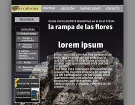 Nro 6 kilpailuun Graphic Design for a Website käyttäjältä zd65