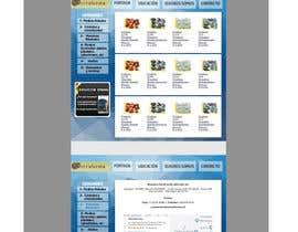 Nro 12 kilpailuun Graphic Design for a Website käyttäjältä zd65