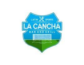 #104 for Create a Logo for Latin Sports Restaurant af robsonpunk