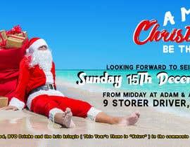 Nro 11 kilpailuun Facebook Event Banner - Christmas Party käyttäjältä angsacoklat