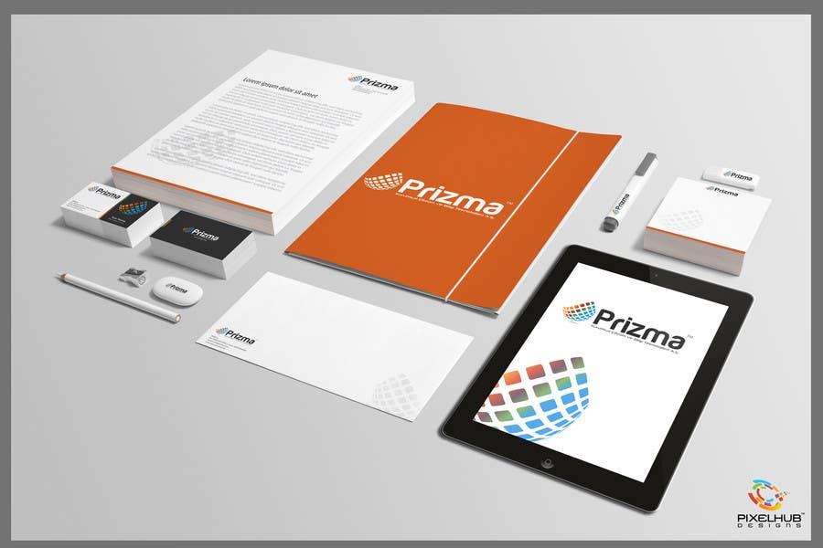 """Contest Entry #287 for Logo Design for """"Prizma"""""""