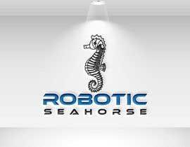 #38 for robotic seahorse logo by foysalmahmud82