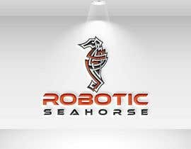 #43 for robotic seahorse logo by foysalmahmud82
