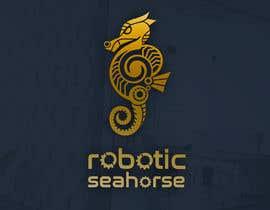 #34 for robotic seahorse logo by udzi