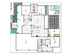 #1 for Landscape plans for Red Hawk Ranch J6 by Kironmahmud