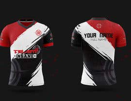 #9 for Jersey Design by AzharRao