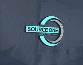 #12 for Create a logo for Source One Home Improvement af farque1988