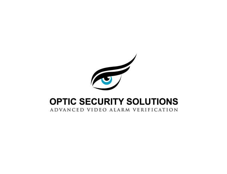 Bài tham dự cuộc thi #                                        5                                      cho                                         Design a Logo for Optic Security Solutions -- 2