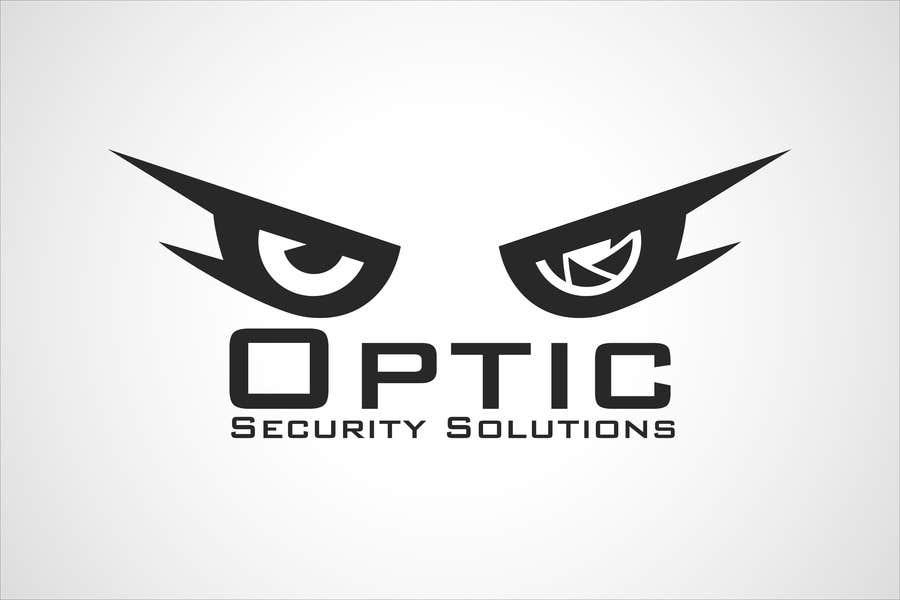 Bài tham dự cuộc thi #                                        19                                      cho                                         Design a Logo for Optic Security Solutions -- 2