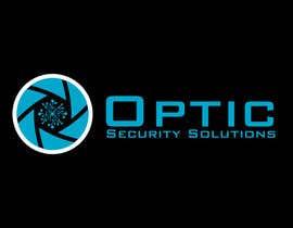#20 cho Design a Logo for Optic Security Solutions -- 2 bởi jonamino
