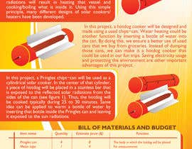 #5 for The Exciting Hot Dog Solar Cooker by BuDesign