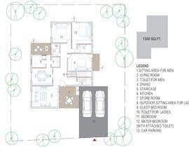 #66 for Need 2D Floor Plan for my home without elevation af samanishu12